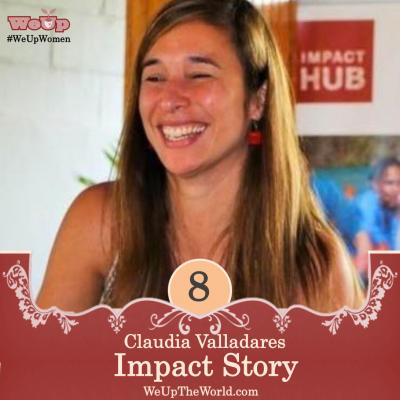 Claudia Impact Story