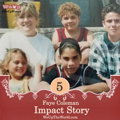 Faye Coleman Impact Story