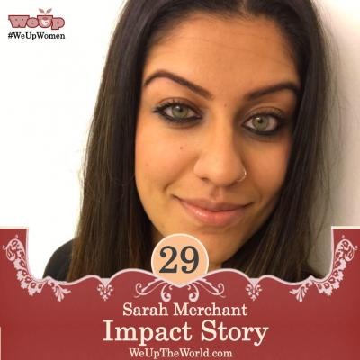Sarah Impact Story