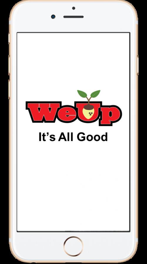 WeUp App Phone